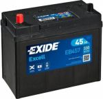 EXIDE Starterbatterie - EXCELL EB457