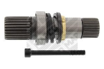 MAPCO Steckwelle, Differential 77802