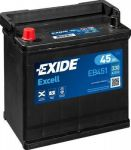 EXIDE Starterbatterie - EXCELL EB451